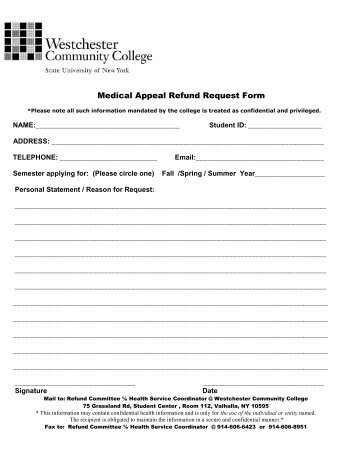Refund Form For United Healthcare - Image Mag