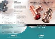 SANHA Press D