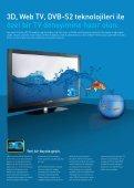 Grundig 3D LED TV ile yeni bir boyuta geçin. - Page 2
