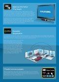 Grundig 3D LED TV ile yeni bir boyuta geçin. - Page 3