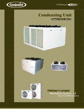 Condensing Unit.cdr - Cool Point