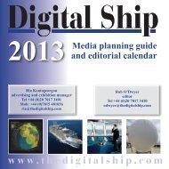 Editorial calendar 2013