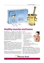 Get Bio-Magnesium infosheet - Pharma Nord