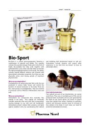 Bio-Sport - Pharma Nord