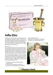 Influ-Zinc - Pharma Nord