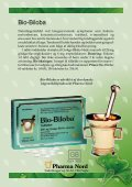 Bio-Biloba - Pharma Nord - Page 4