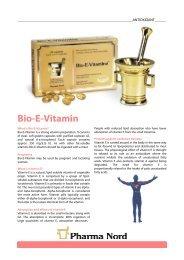 Bio-E-Vitamin - Pharma Nord