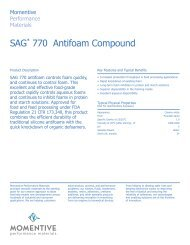 SAG 770 Antifoam Compound - Anshul Life Sciences