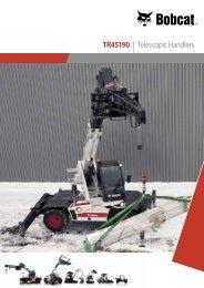 TR45190 | Telescopic Handlers - Bobcat.eu