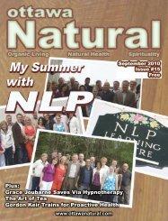 September 2010 issue - Ottawa Natural
