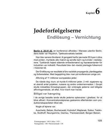 Jødeforfølgelserne - Aage Staffe
