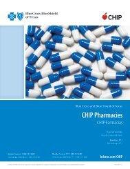 CHIP Pharmacies - BCBSTX.com