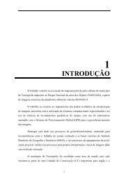 1 introdução - Georeferencial