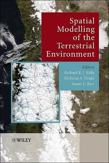 1 Spatial Modelling of the Terrestrial Environment - Georeferencial