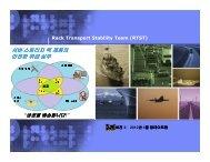 서버/스토리지 랙 제품의 안전한 취급 실무 - International Safe Transit ...