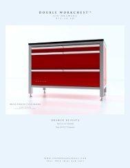 Download the Double WorkChest™ Catalog - VAULT® Garage