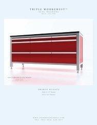 Download the Triple WorkChest™ Catalog - VAULT® Garage