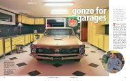 view article (pdf) - VAULT® Garage