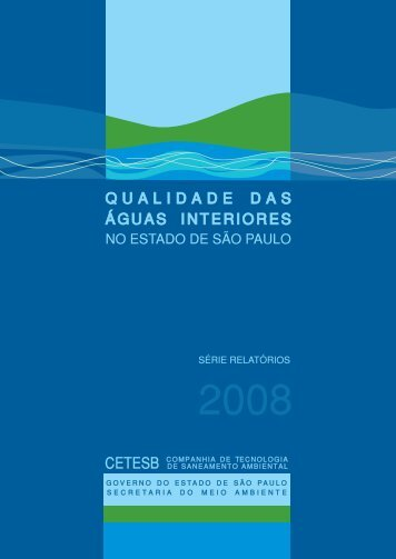 Relatório 2008 - Outorga