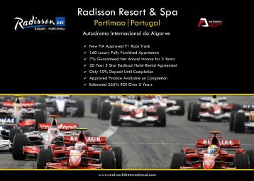 Radisson Resort & Spa - Sunshine Estates