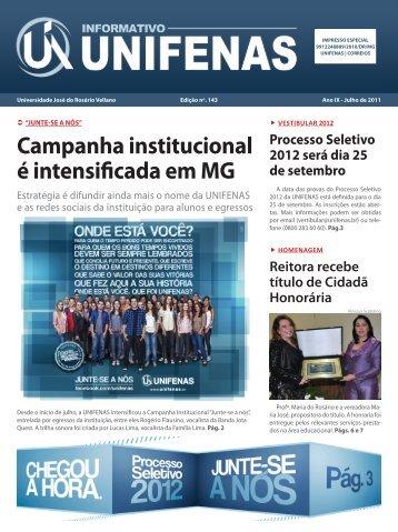 Informativo UNIFENAS - 143.indd