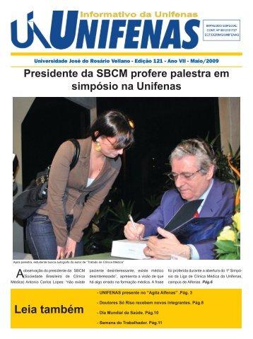 Edição 121 - Maio/2009 - Unifenas