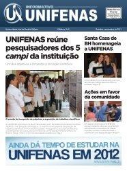 Edição 145 - Outubro/Novembro/Dezembro/2011 - Unifenas