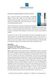 Lançamento: segunda edição do livro Líder do Futuro - Crescimentum