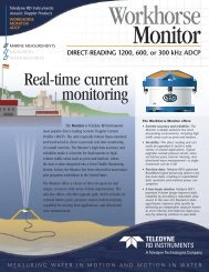 Real-time current monitoring