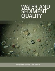 Theme Paper :: Water and Sediment Quality - COINAtlantic