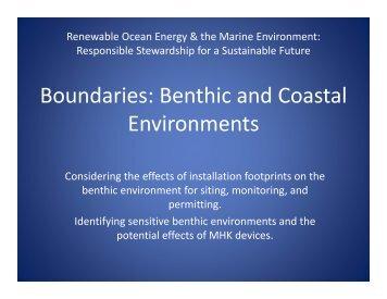Boundaries - Florida Center for Environmental Studies