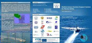 MEDESS4MS flyer - English version - Mediterranean Decision ...