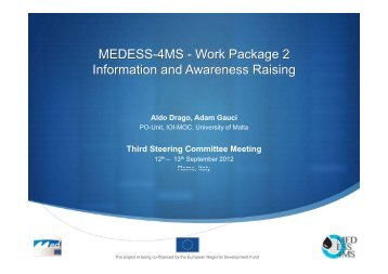 7_WP2_UOM - Mediterranean Decision Support System for Marine ...