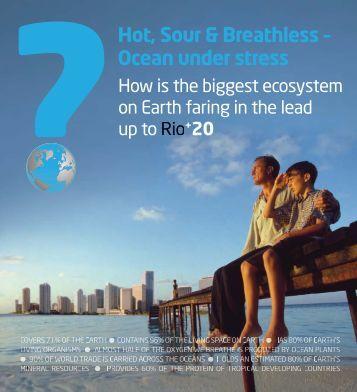 Hot, Sour & Breathless – Ocean under stress - Oceana
