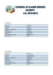 classe 4 a italiano torella latino nonni greco torella storia e geografia ...