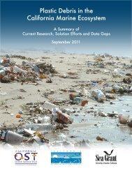 Plastic Debris in the California Marine Ecosystem - Ocean Science ...