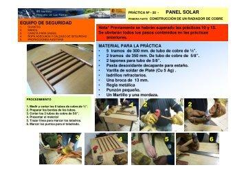 PANEL SOLAR - Iesmaritimopesquerolp.org