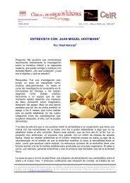 Juan Miguel Hoffmann - Psicoterapia Relacional