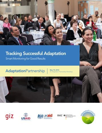 Workshop Final Report - Adaptation Partnership