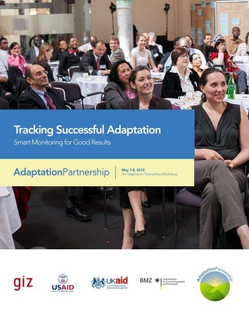 Workshop Final Report - Adaptation Partnership