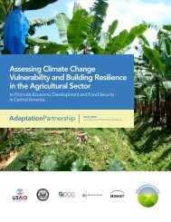 Costa Rica Workshop Report - Adaptation Partnership