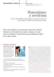 Humanismo y medicina - Psicoterapia Relacional