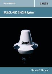 SAILOR 6110 GMDSS System - Polaris Electronics A/S