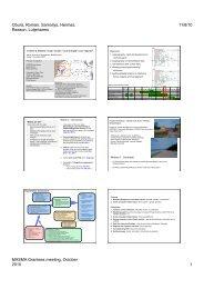 Part II - Western Indian Ocean Marine Science Association