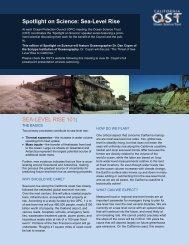Sea-Level Rise - Ocean Science Trust