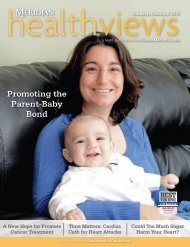 Download the January/February 2013 Issue - Ocean Medical Center