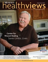 Download the May/June 2013 Issue - Ocean Medical Center