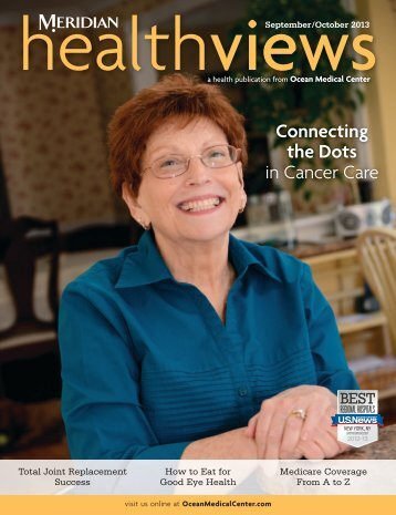 Download the September/October 2013 Issue - Ocean Medical Center