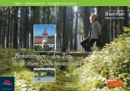 Informationen · Gastgeberverzeichnis - Heimattage 2012
