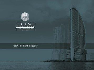 brochure pdf (5.2 mb) - Trump Ocean Club